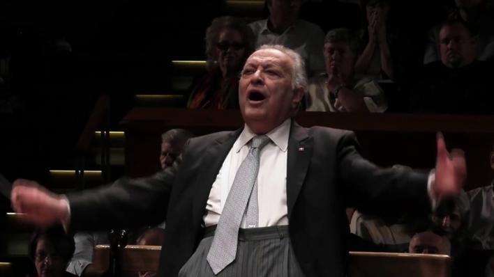 Mehta, Mahler i Liszt