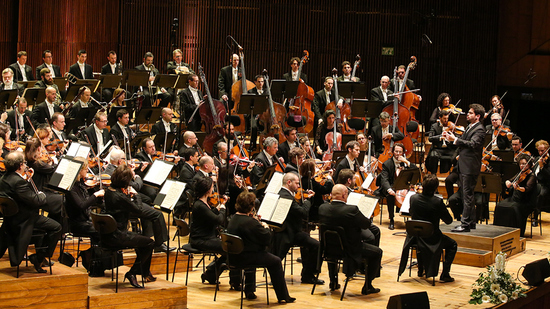 Shostakovich y Berlioz con Kavakos y Shani