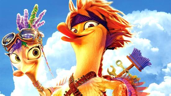 Quackers, la leyenda de los patos