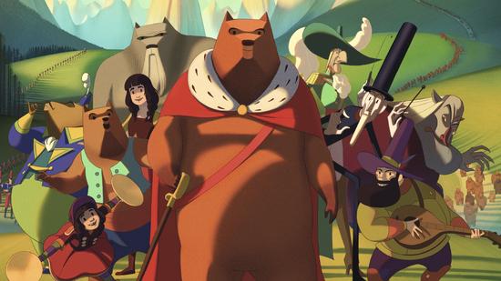 La famosa invasión de los osos de Sicilia