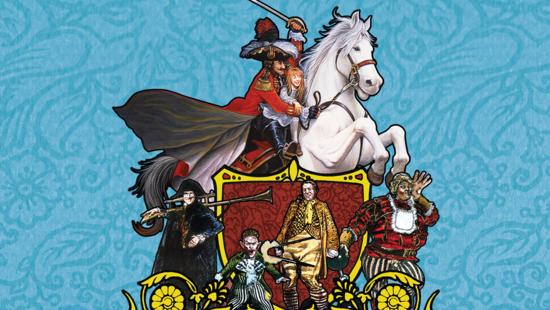 Las aventuras del barón Münchausen