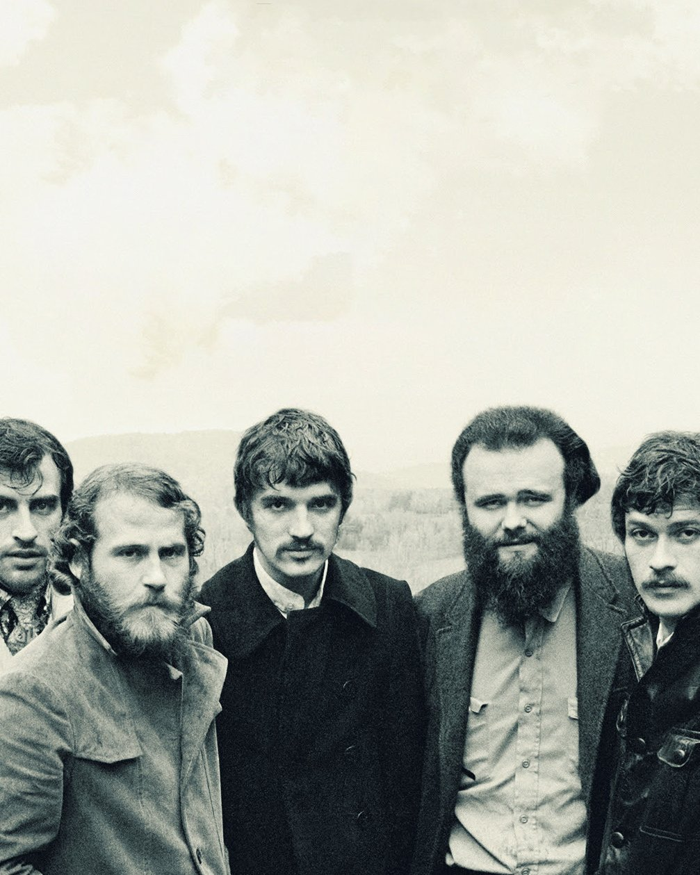 Once Were Brothers. Robbie Robertson & The Band