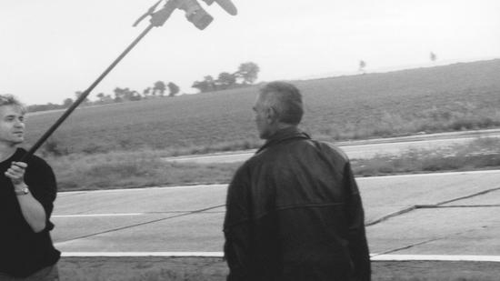 En la autopista de Hitler