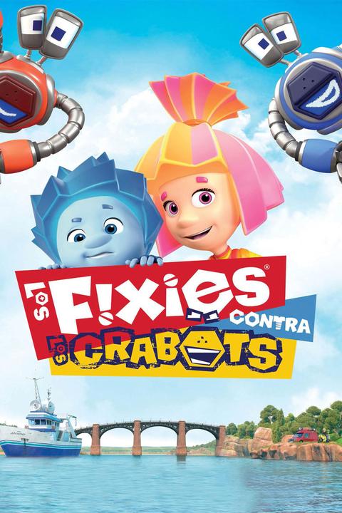 Los Fixies contra los Crabots