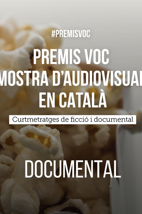 Premis VOC: Sessió Documental