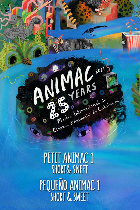 Petit Animac 1. Short&Sweet. Cortos