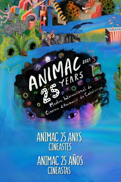 Monográfico Animac 25 años. Cineastas