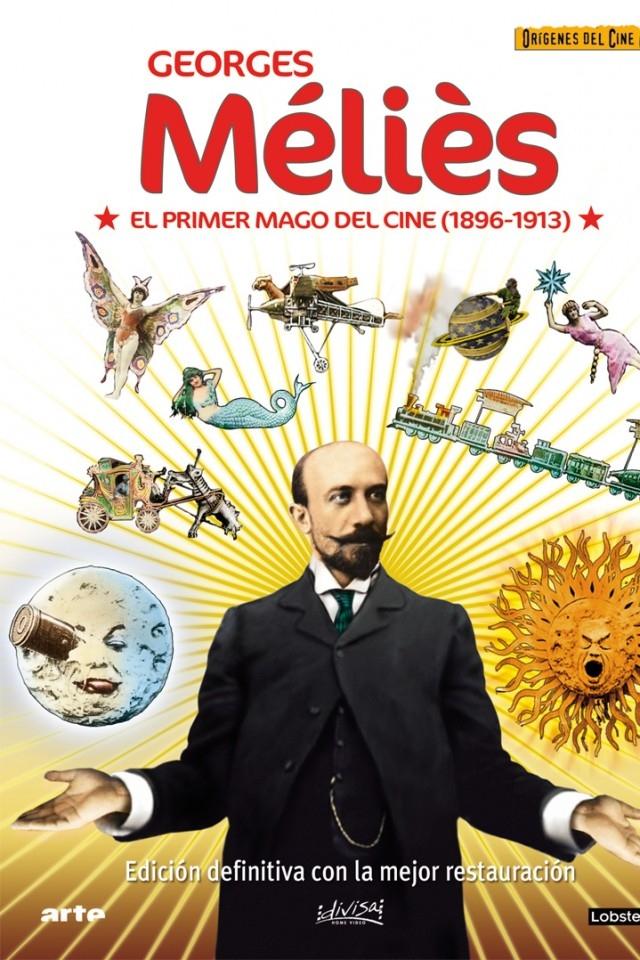 George Méliès, el Primer Mago del Cine Vol. 4
