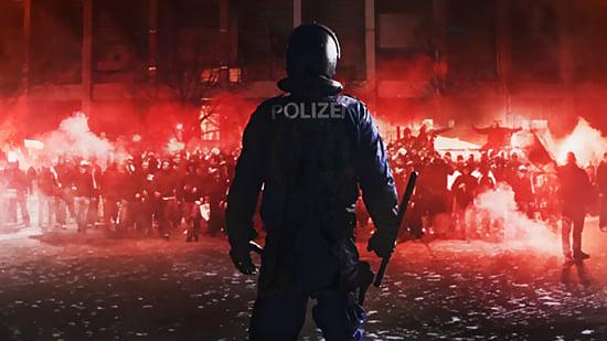 Brigada Antidisturbios