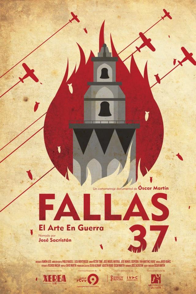 Fallas 37: El arte en guerra