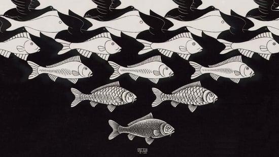 Escher: viaje al infinito