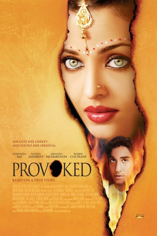 Provoked: una historia real