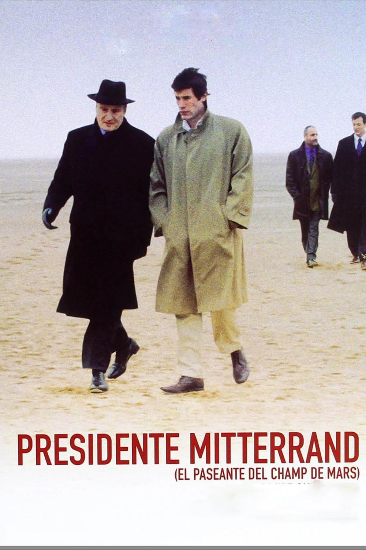 Presidente Mitterrand (El paseante de Champ du Mars)