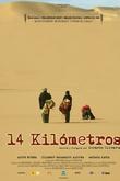 14 kilómetros