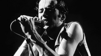 Joe Strummer. Vida y muerte de un cantante