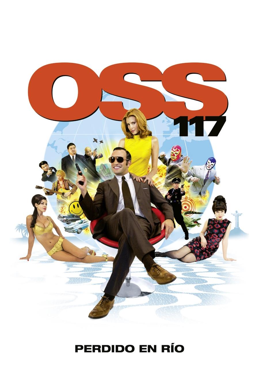 OSS 117: Perdut a Rio