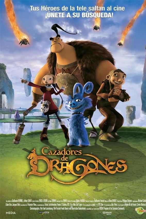 Cazadores de dragones