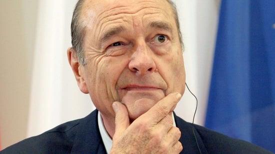En la piel de Jacques Chirac