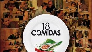 18 comidas