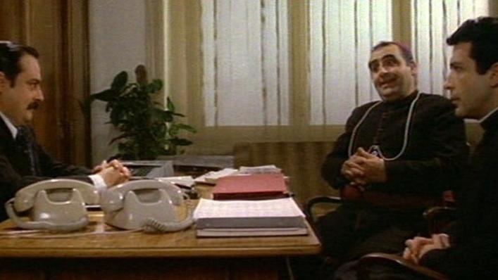 El vicario de Olot