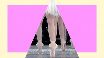 La Danza. El ballet de la ópera de París