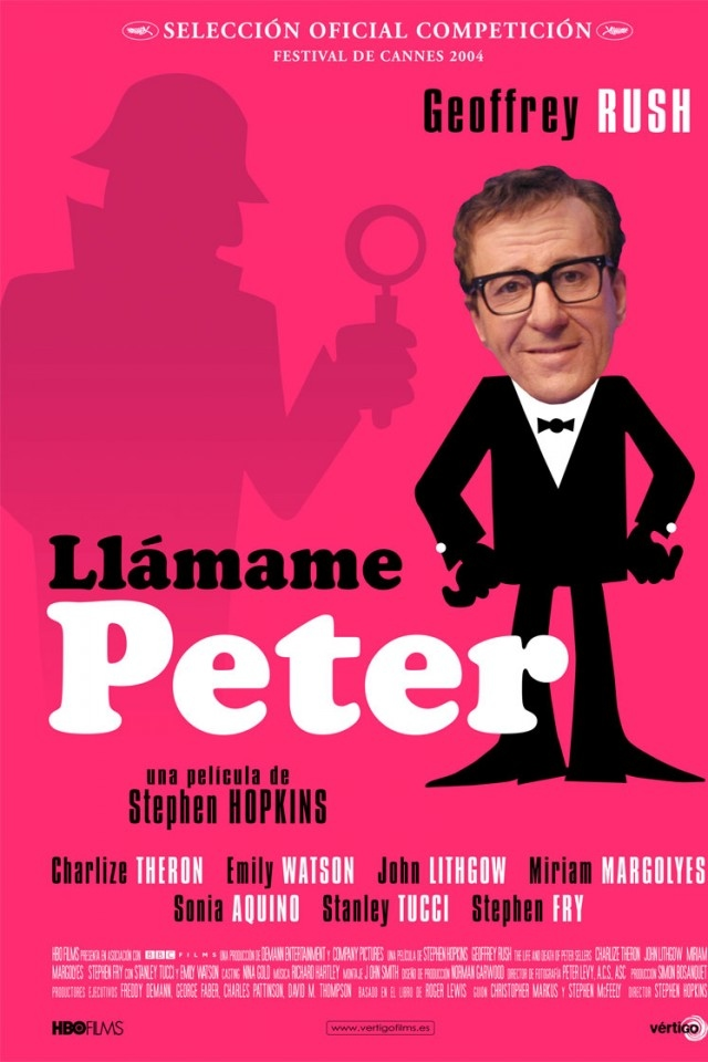 Llámame Peter