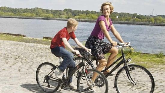 El nen de la bicicleta