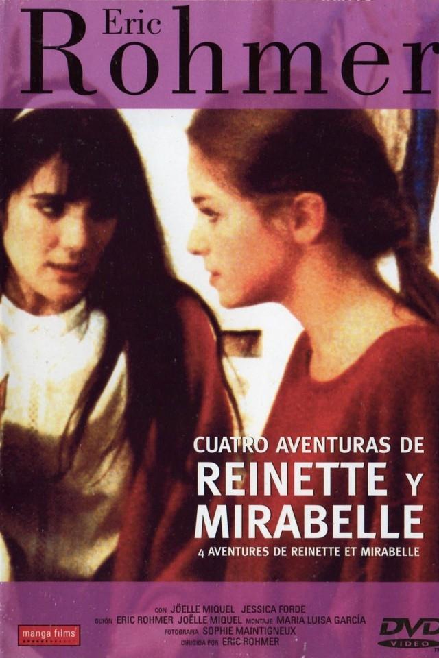 Cuatro aventuras de Reinette y Mirabelle