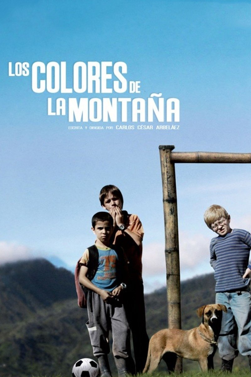 Los colores de la montaña