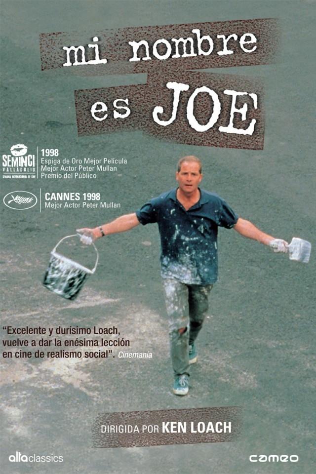 Mi nombre es Joe