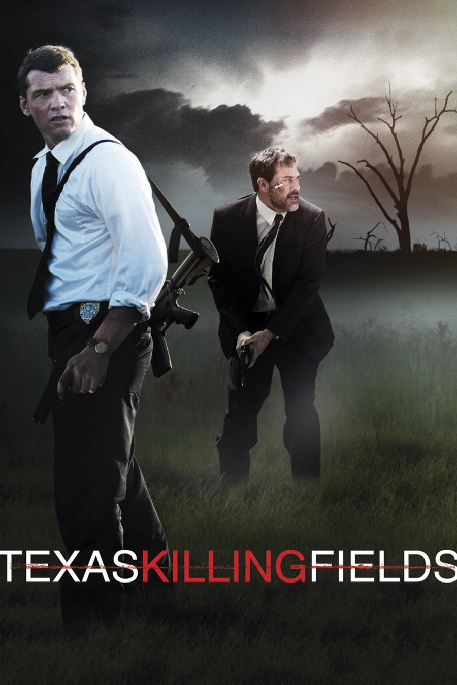 Tierra de asesinatos (Texas Killing Fields)