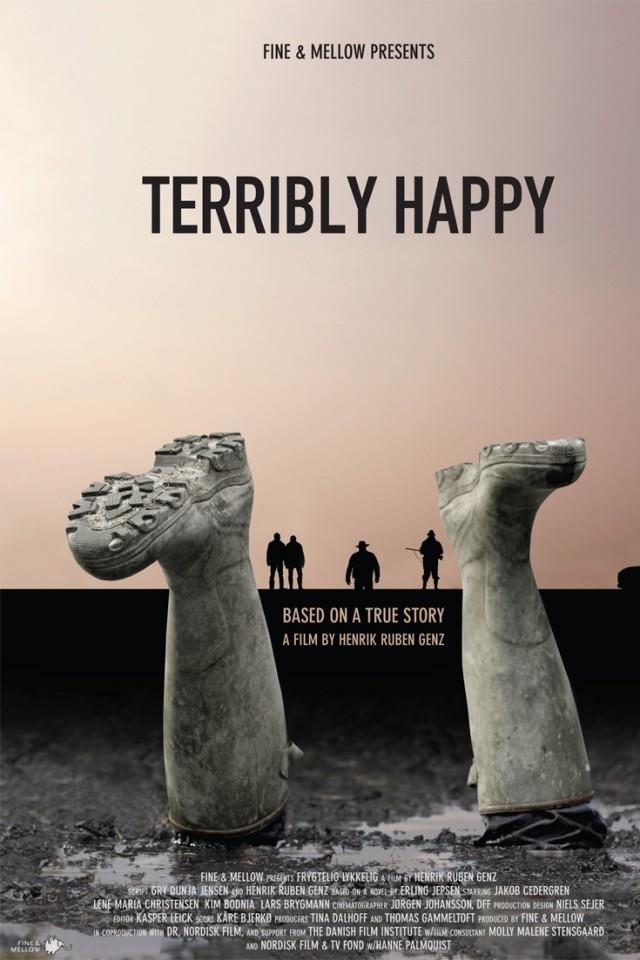 Terriblemente feliz