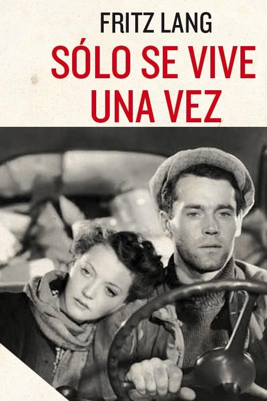 Solo se vive una vez (1937)