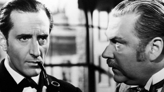 Sherlock Holmes: Vestida para matar (1)