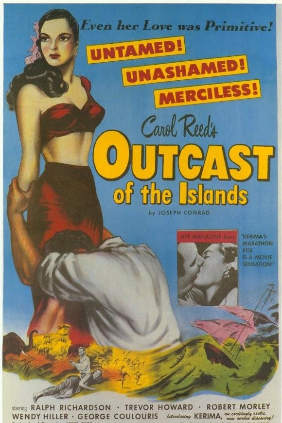 El desterrado de las islas