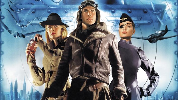 Sky Captain y el mundo de mañana