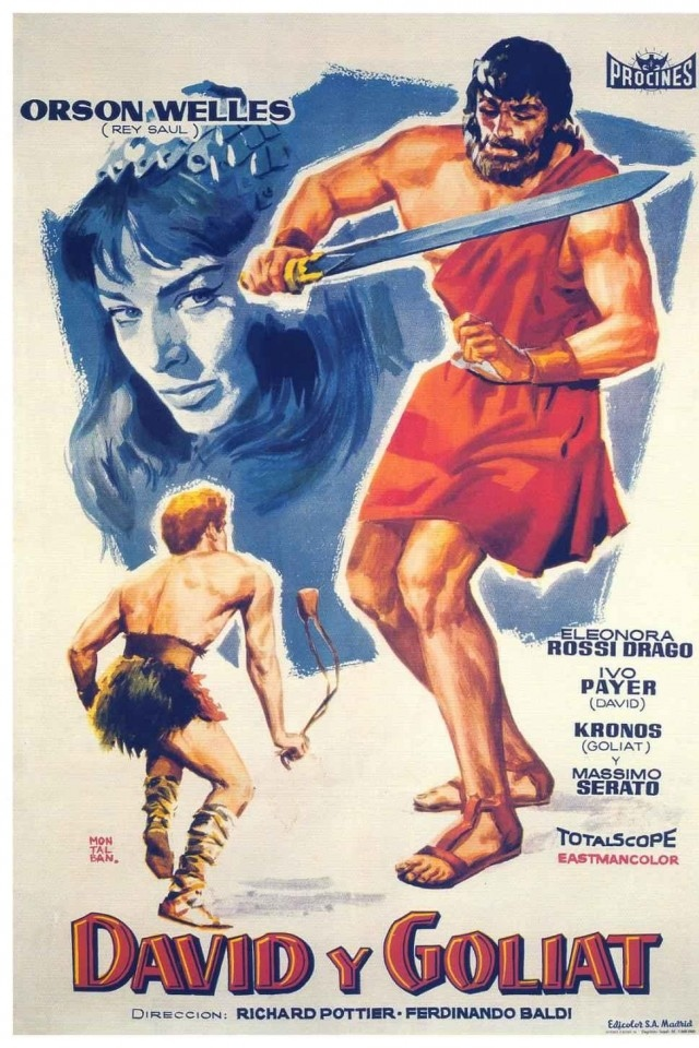 David y Goliath