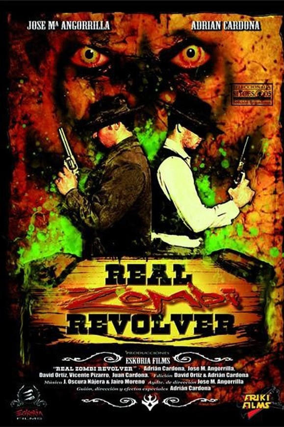 Real Zombi Revolver