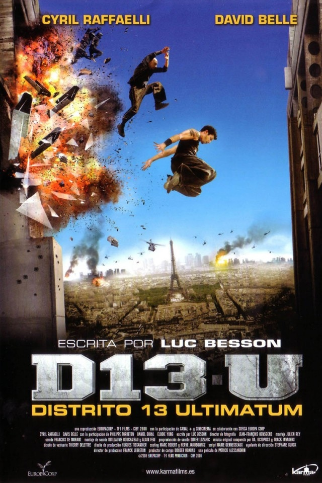 Distrito 13 Ultimátum