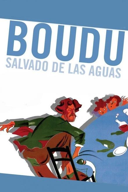 Boudu salvado de las aguas