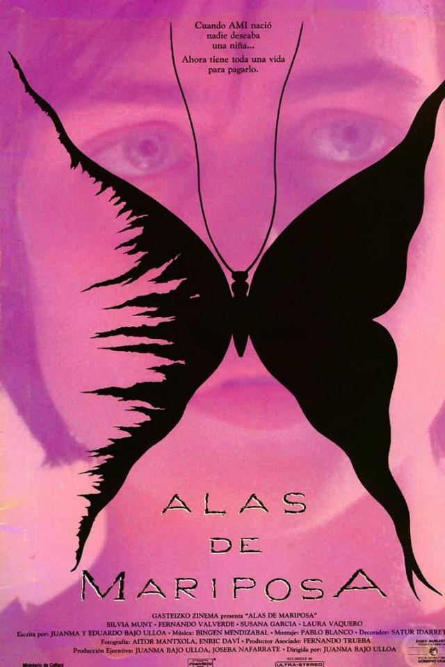 Alas de Mariposa
