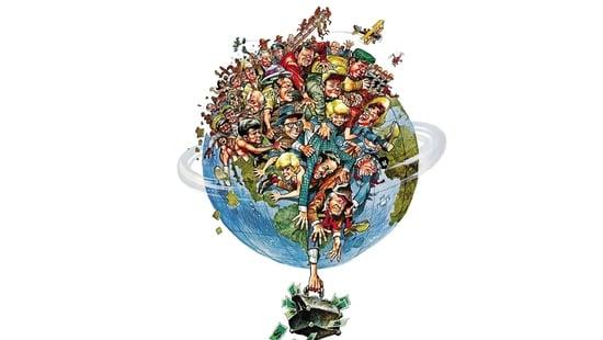 El mundo está loco, loco, loco