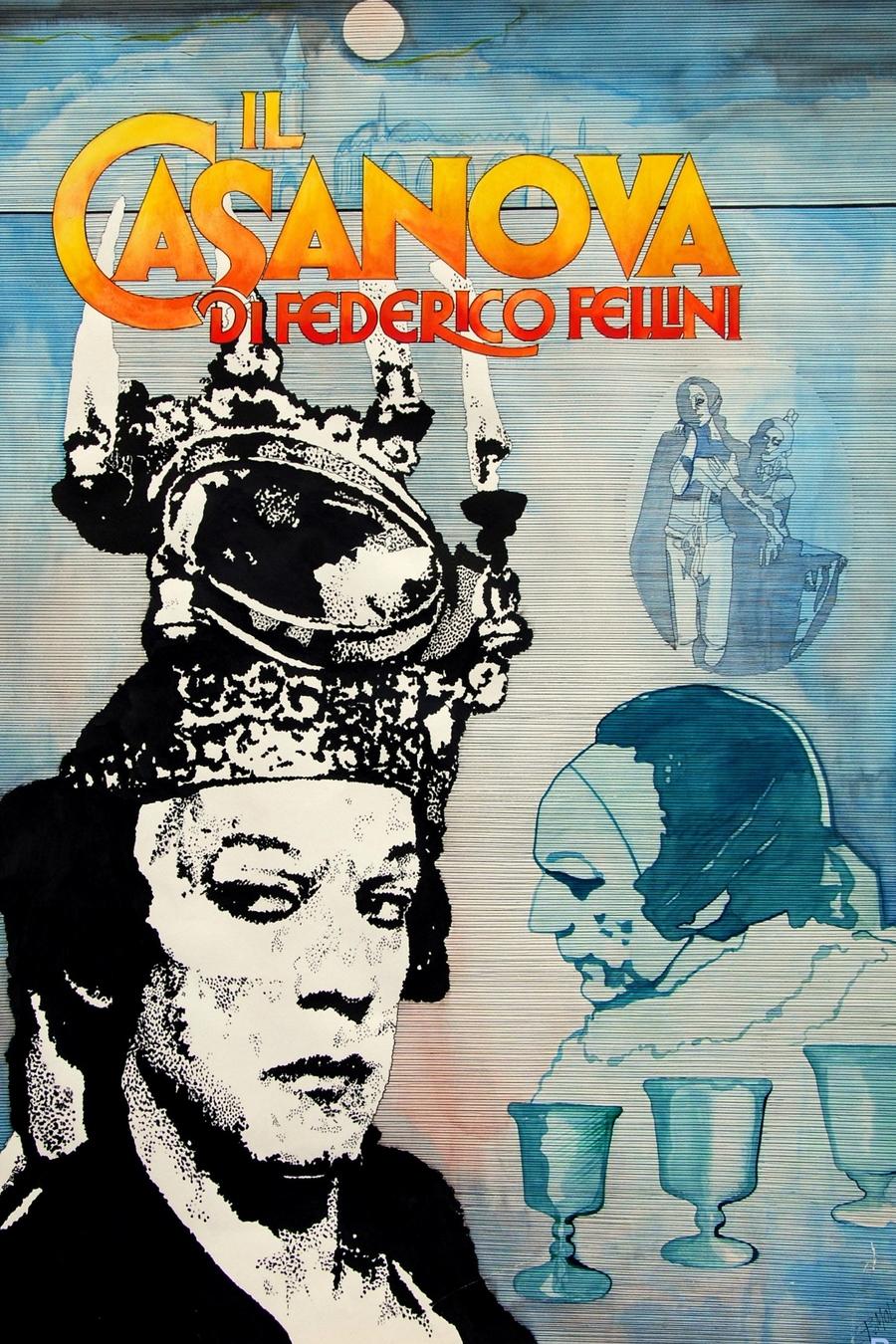 Casanova de Fellini