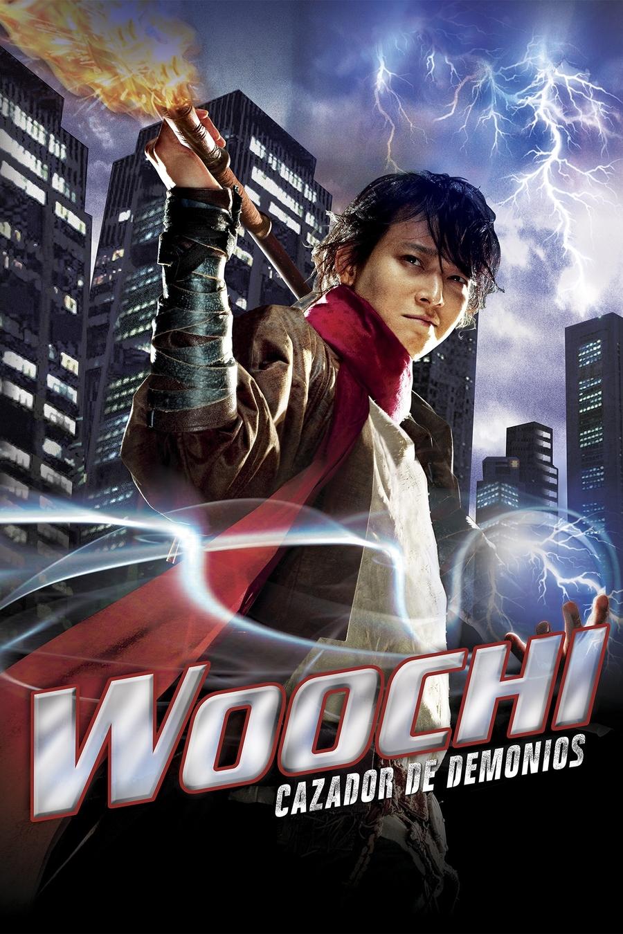 Woochi, caçador de dimonis