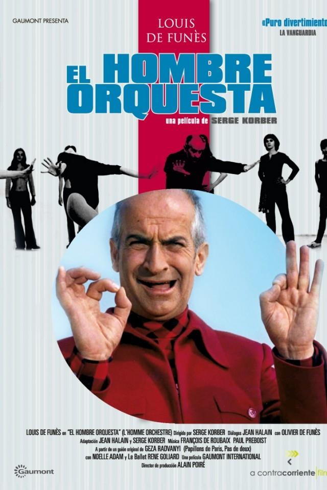 El hombre orquesta (1970)