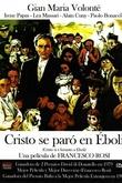 Cristo se paró en Éboli