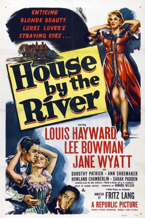La Casa del Río de Fritz Lang