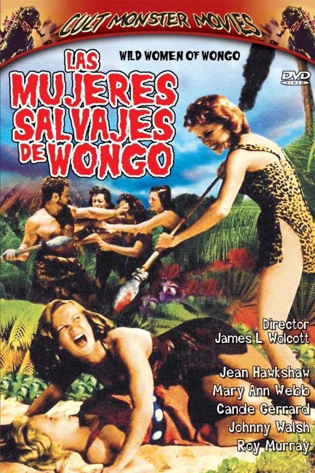 Las Mujeres salvajes de Wongo