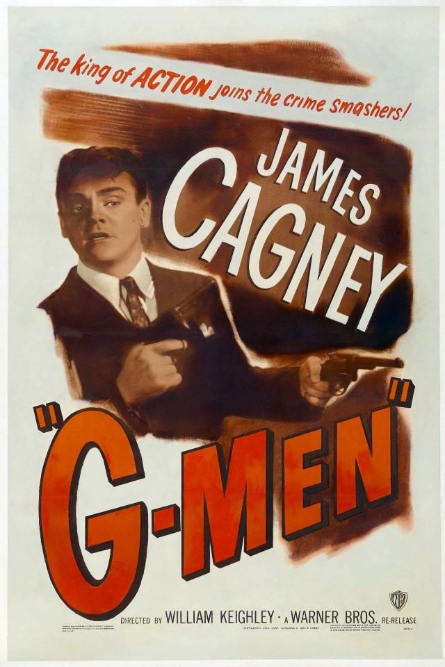 G Men Contra El Imperio Del Crimen