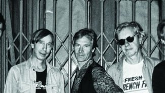 The Fleshtones: Pardon Us for Living but the Graveyard is Full